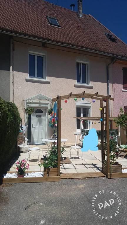 Vente maison 6 pièces Longechenal (38690)