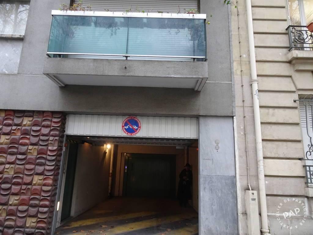 Vente Garage, parking Paris 14E (75014)