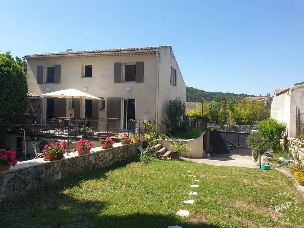 Vente Maison La Bastide-Des-Jourdans (84240)