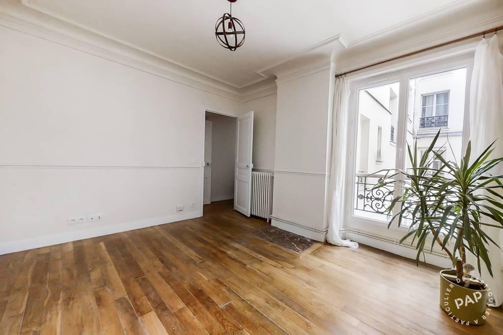 Vente Appartement Clair Et Plein De Charme - Paris 11E