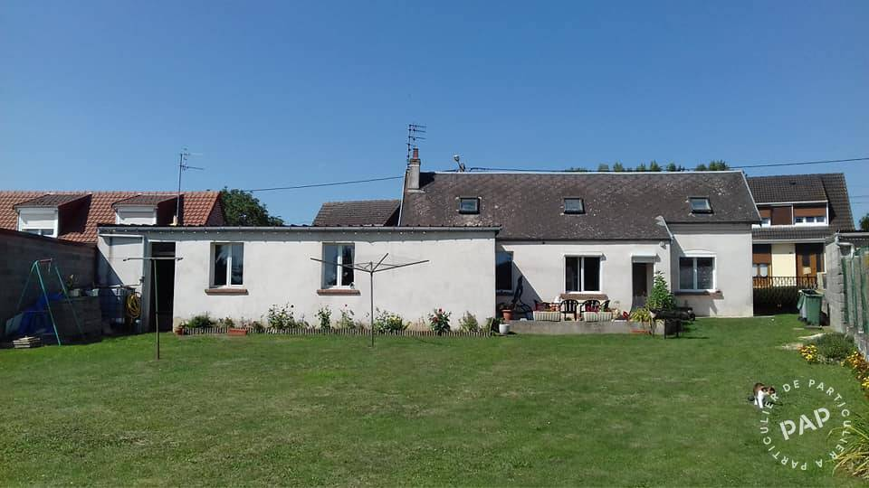 Vente immobilier 150.000€ Vaulx-Vraucourt (62159)