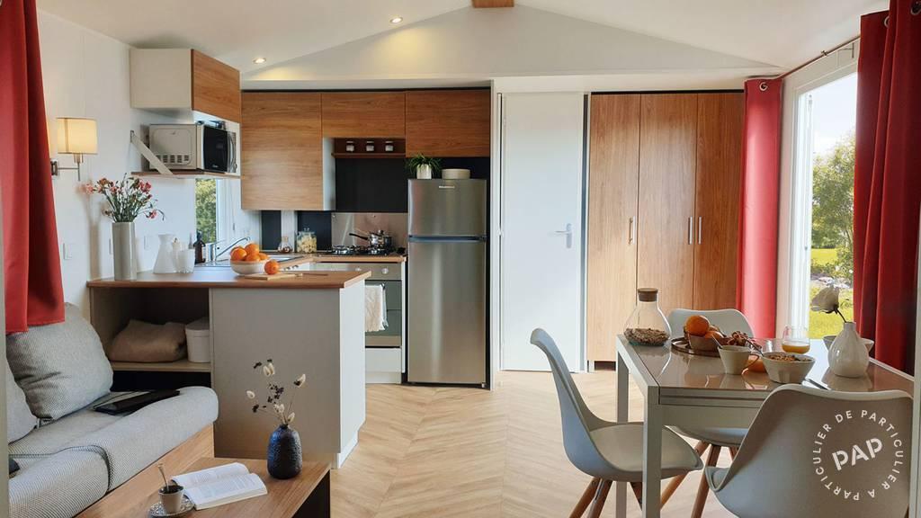 Chalet, mobil-home Canet-En-Roussillon (66140) 39.000€