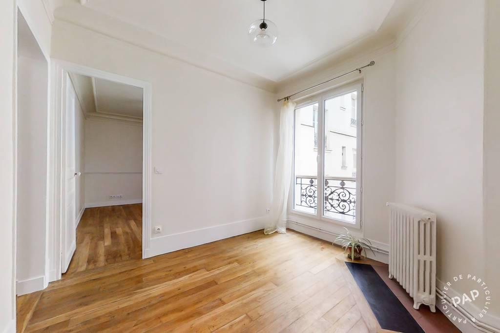 Appartement Clair Et Plein De Charme - Paris 11E 558.000€