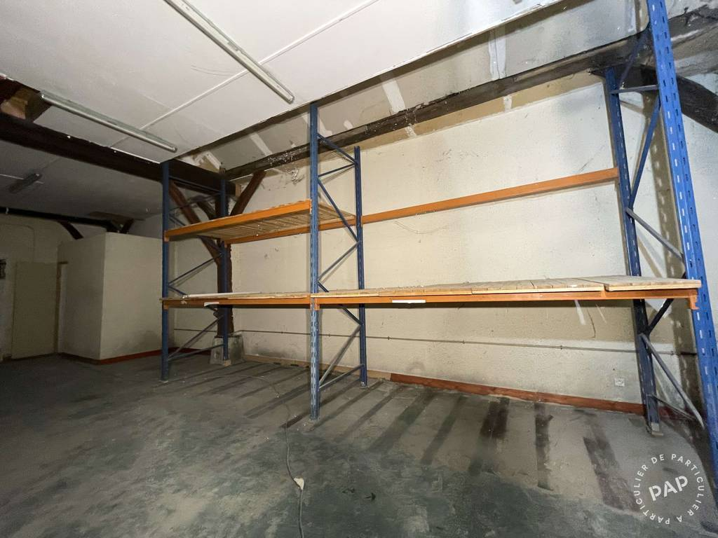 Bureaux et locaux professionnels 1.780€ 220m² Le Mesnil-Aubry (95720)