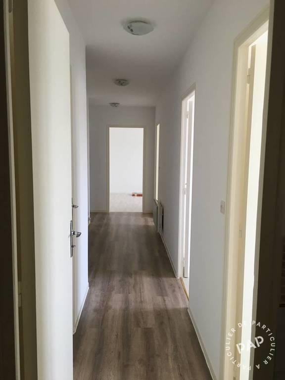 Appartement 80.000€ 61m² Nogent-Le-Rotrou (28400)