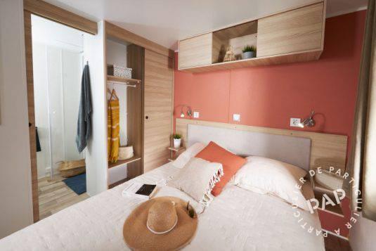 Chalet, mobil-home 39.000€  Canet-En-Roussillon (66140)