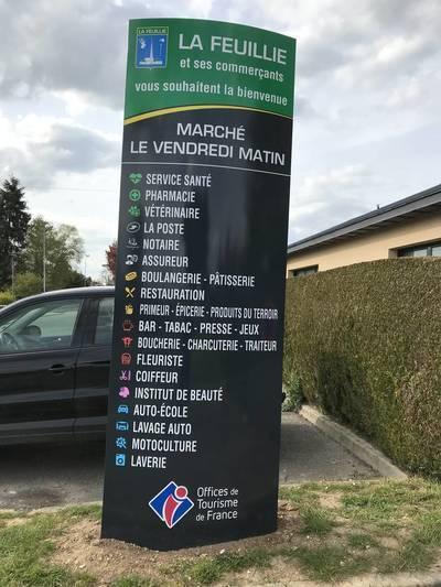 La Feuillie (76220)