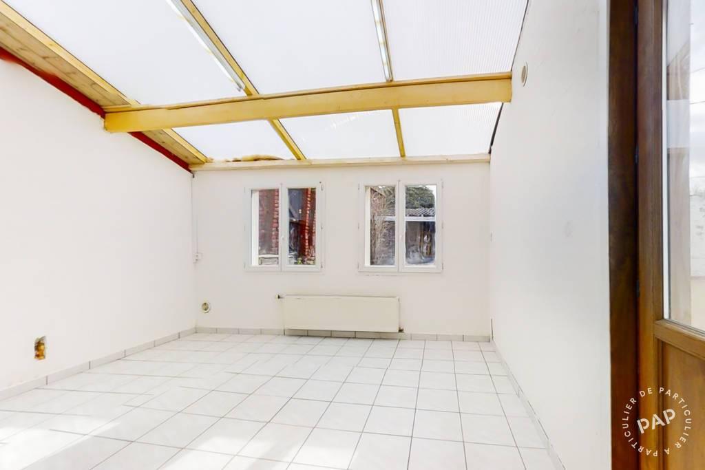 Vente Maison Nœux-Les-Mines (62290) 120m² 185.000€
