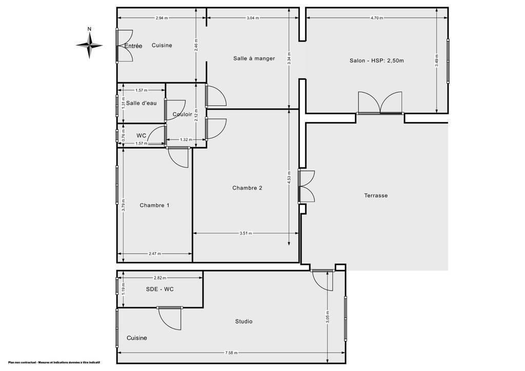Vente Maison Sainville (28700)