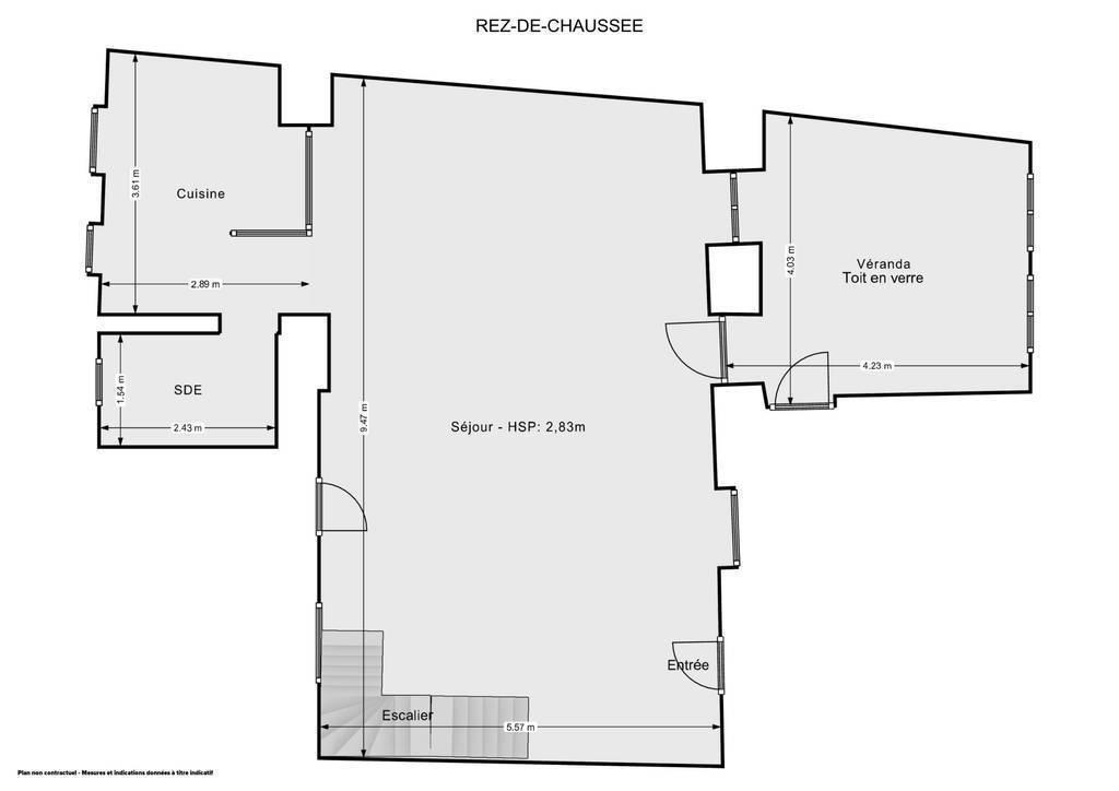 Maison Nœux-Les-Mines (62290) 185.000€
