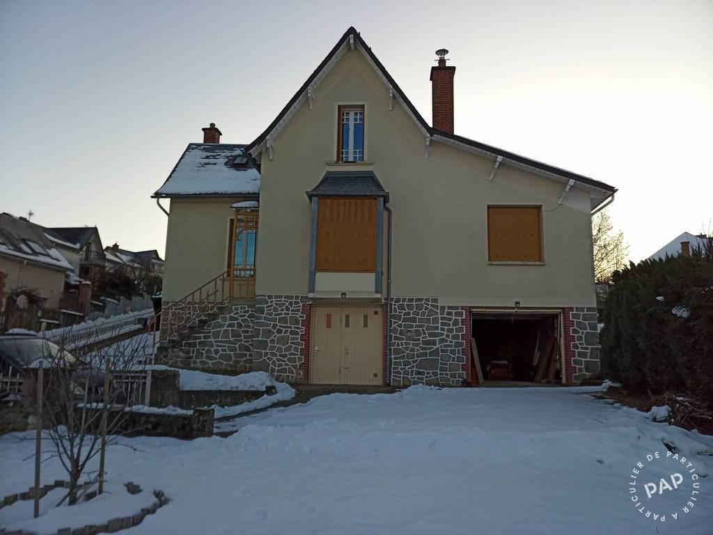 Vente maison 4 pièces Ussel (19200)
