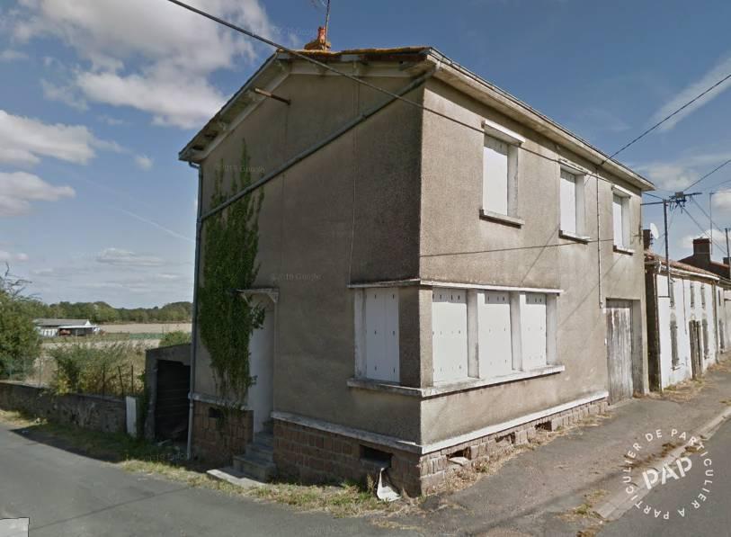Vente maison 6 pièces Geay (79330)