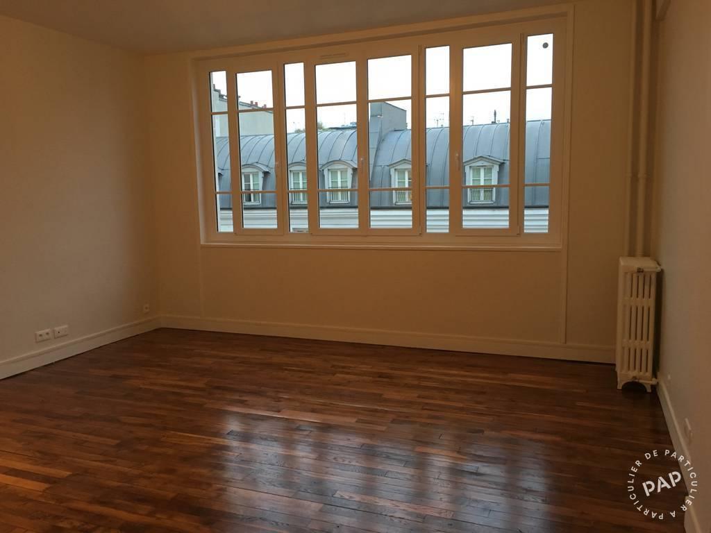 Location Appartement Paris 16E 46m² 1.587€