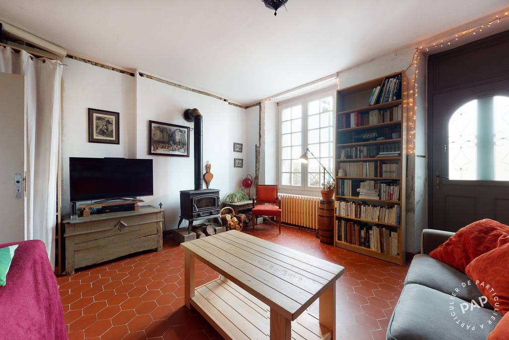 Vente Maison Saint-Christophe-Sur-Le-Nais (37370) 140m² 198.000€