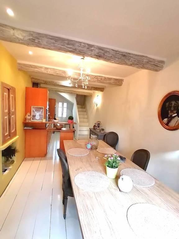 Vente maison 7 pièces Éguilles (13510)
