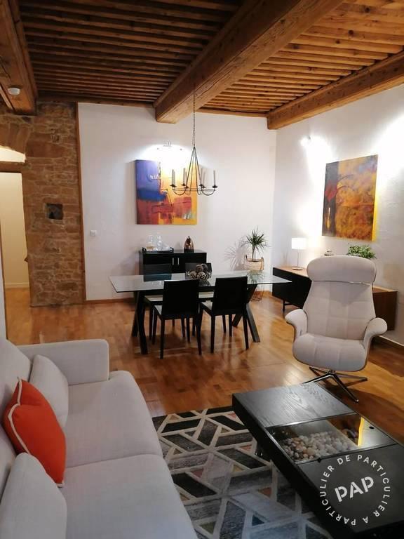 Vente appartement 2 pièces Lyon 1er