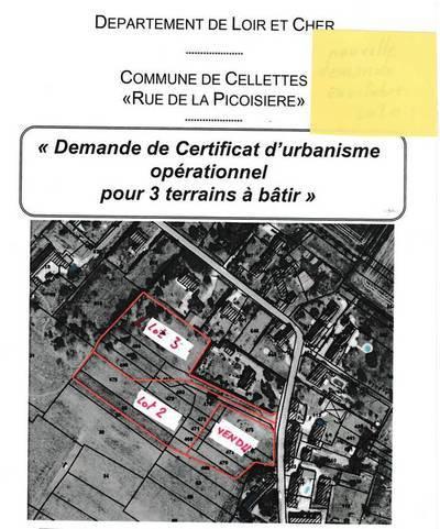 Cellettes (41120)