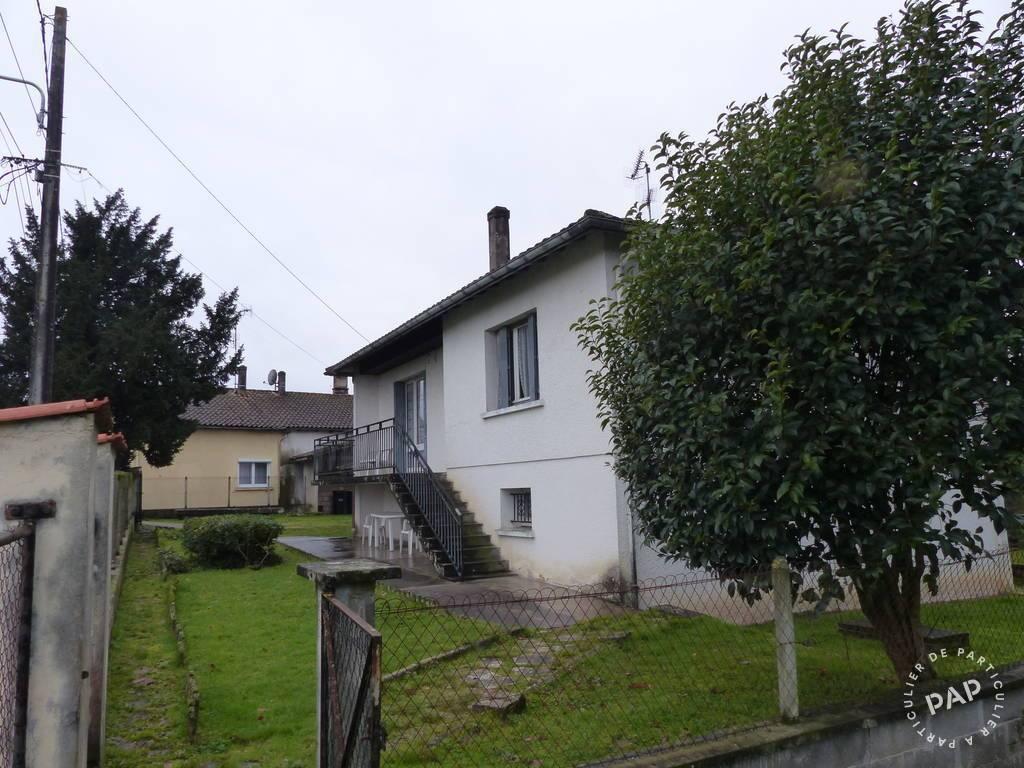 Vente maison 4 pièces Miramont-de-Guyenne (47800)