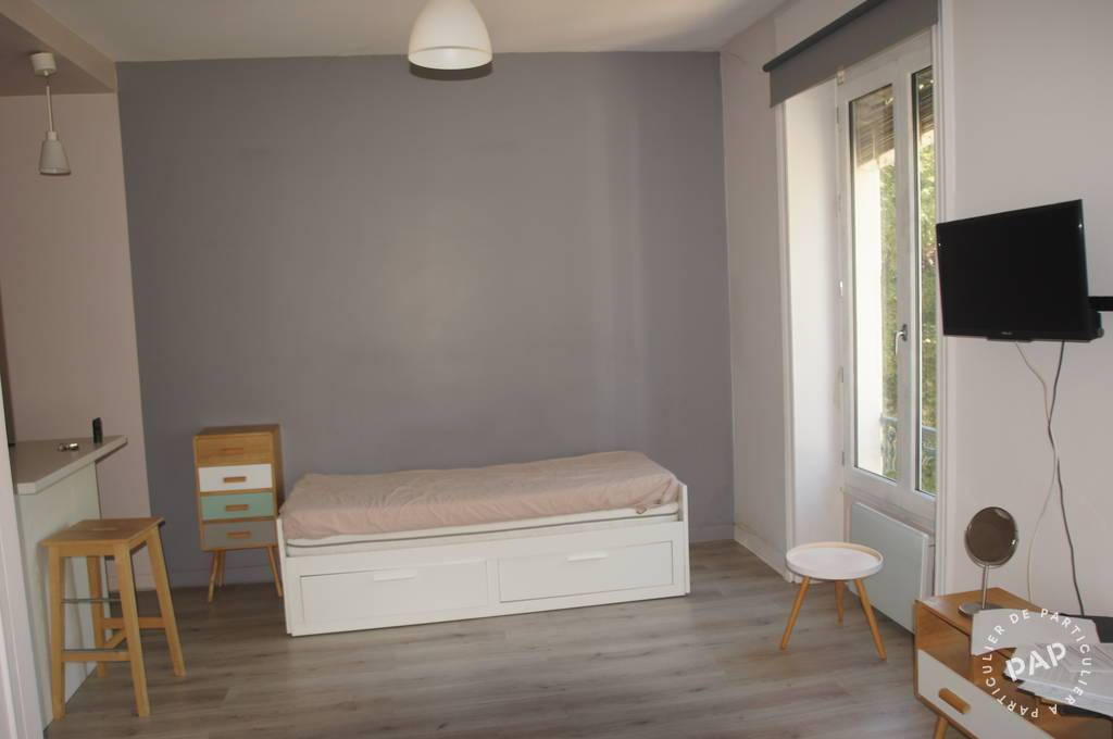 Location appartement studio Lyon 4e