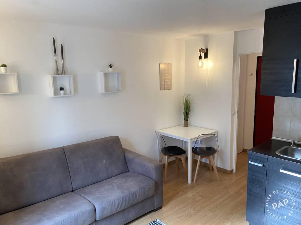 Location appartement studio Courbevoie (92400)