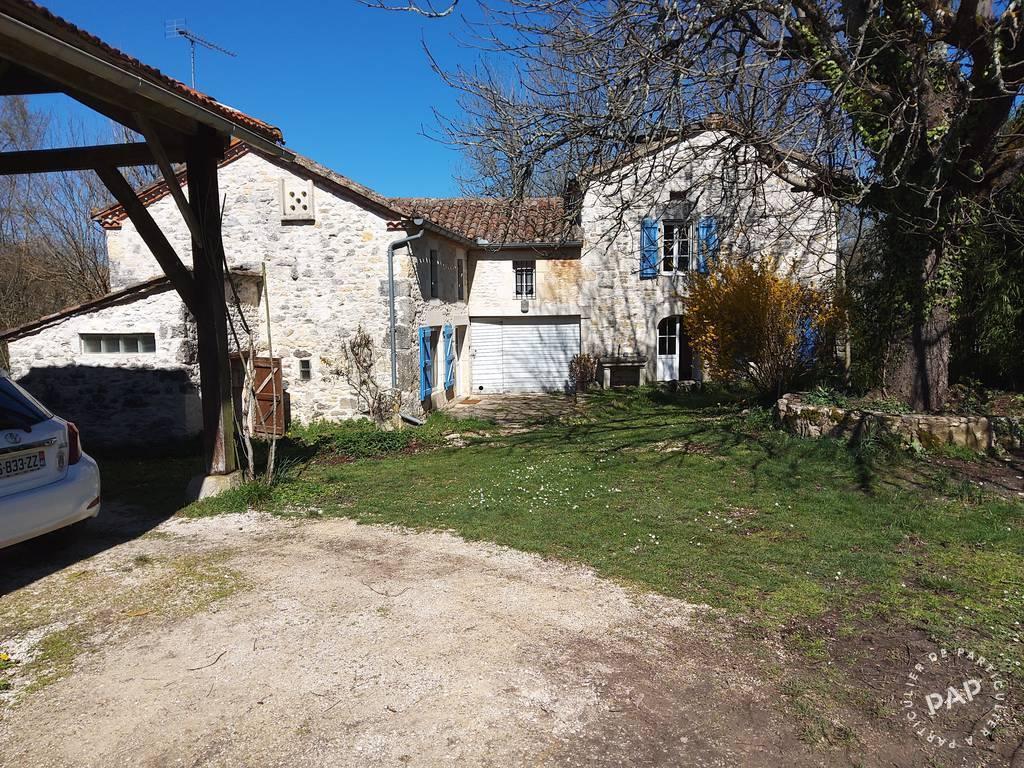Vente maison 4 pièces Belmont-Sainte-Foi (46230)