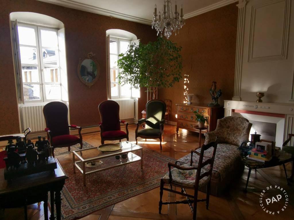 Vente appartement 8 pièces Chambéry (73000)