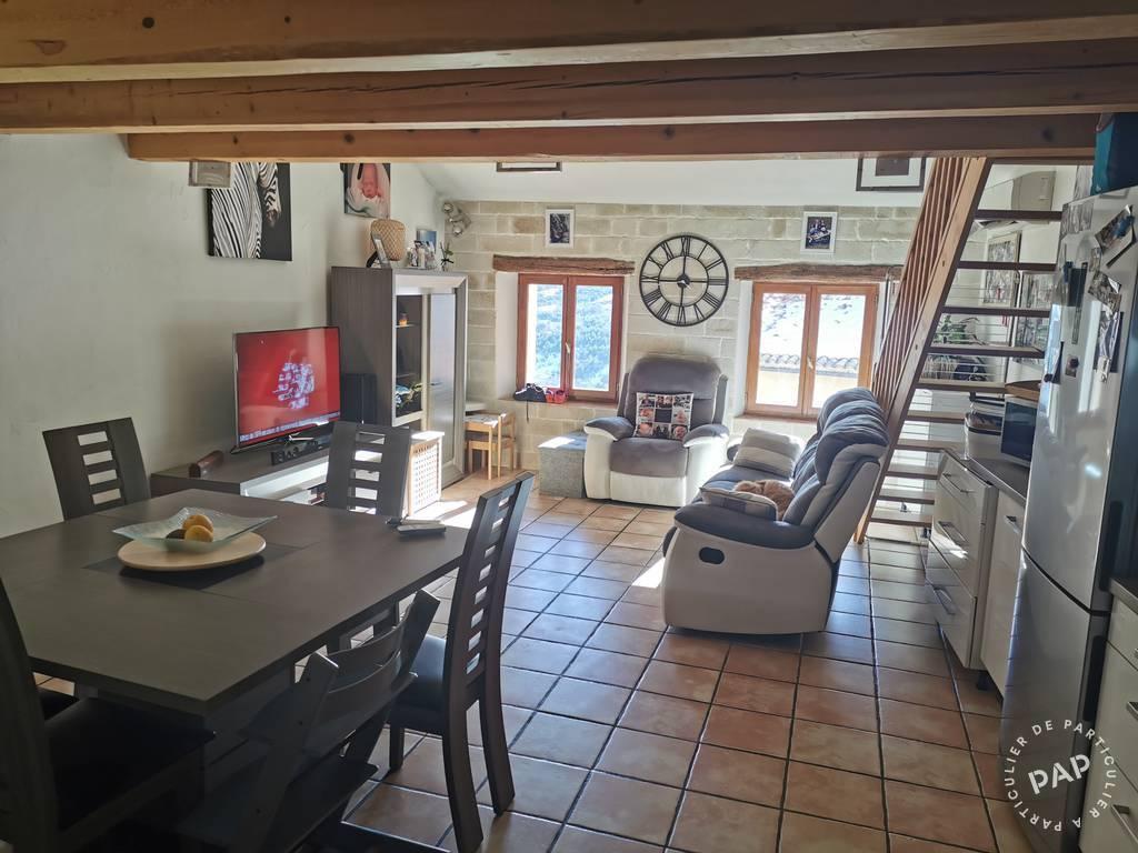 Vente maison 3 pièces Coursegoules (06140)