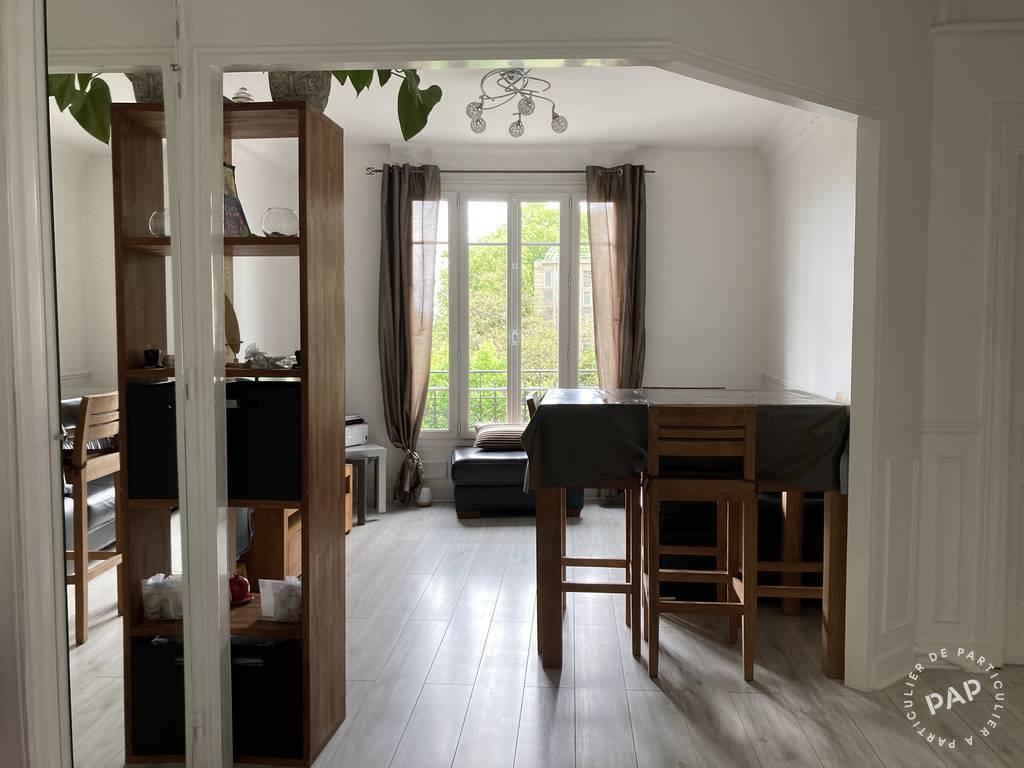 Vente Appartement Le Raincy (93340) 62m² 250.000€