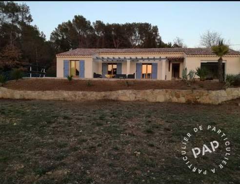 Vente maison 7 pièces Lorgues (83510)