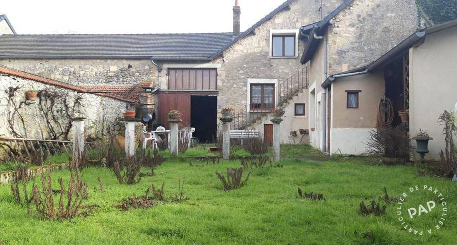 Vente maison 9 pièces Courlandon (51170)