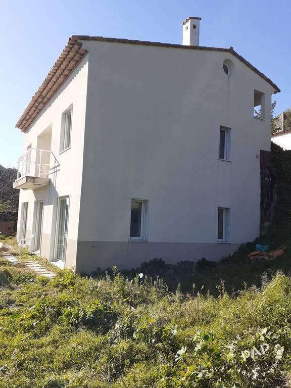 Vente maison 5 pièces Nice (06)