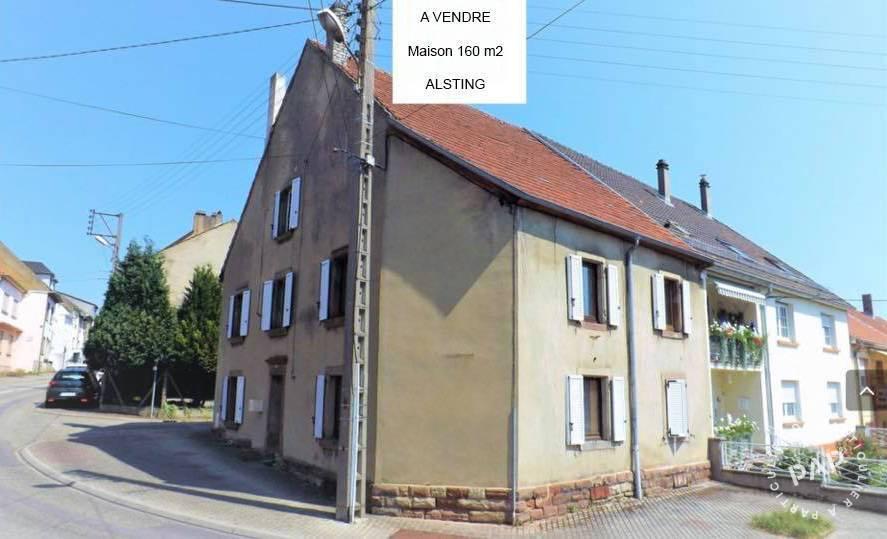 Vente maison 7 pièces Alsting (57515)
