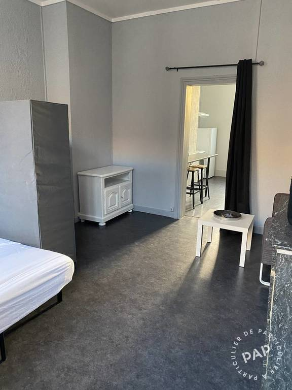 Location Appartement Saint-Quentin (02100) 30m² 400€