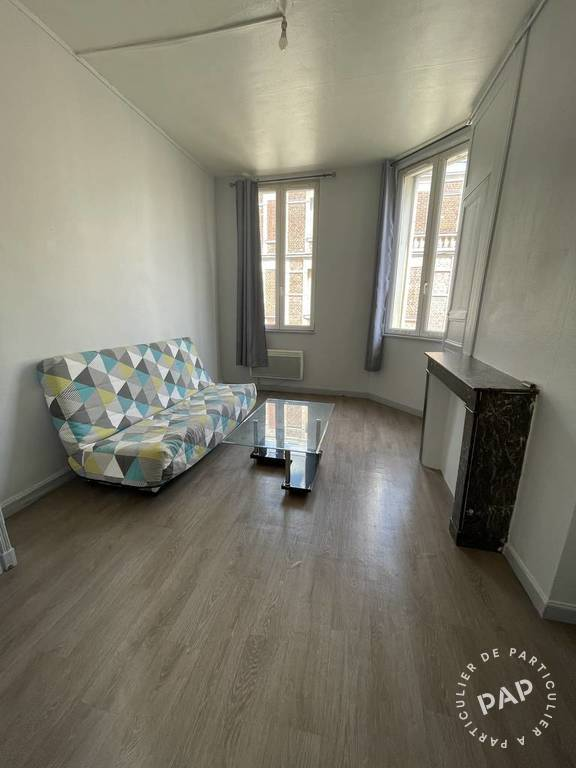 Location appartement studio Saint-Quentin (02100)