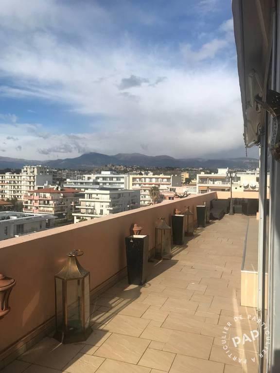 Vente appartement 5 pièces Cagnes-sur-Mer (06800)
