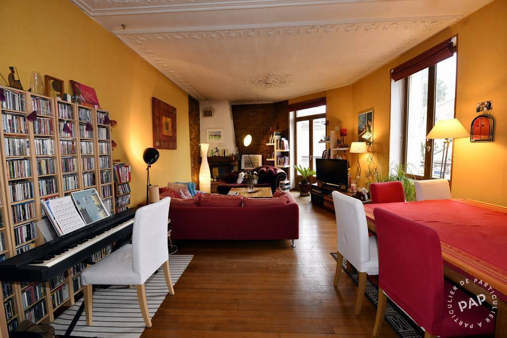 Vente appartement 5 pièces Nancy (54)