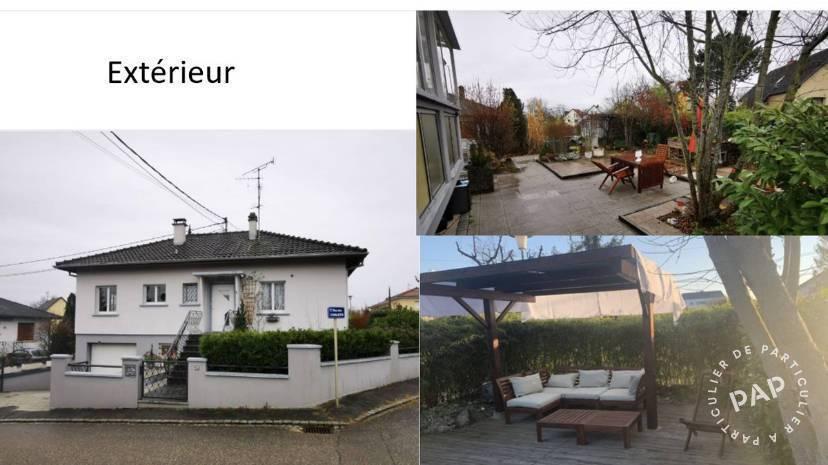 Vente maison 4 pièces Saint-Louis (68300)
