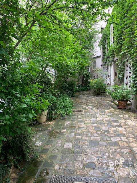 Vente maison 3 pièces Paris 17e