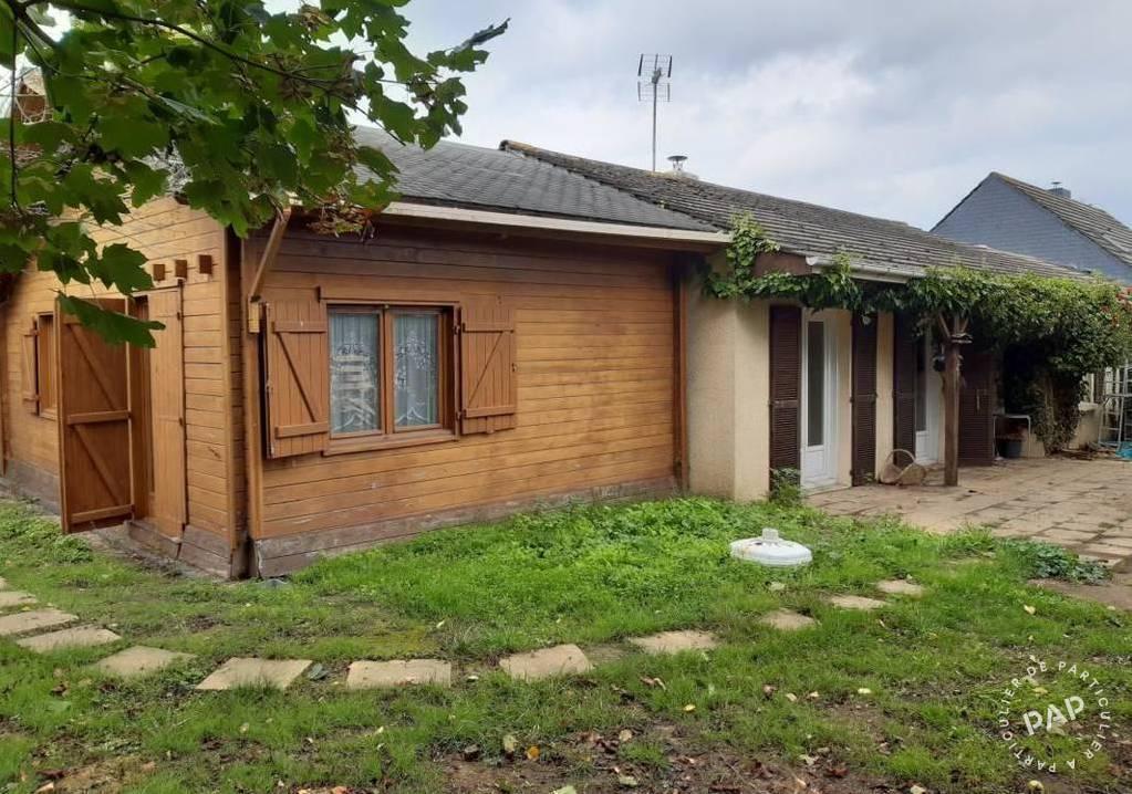 Vente Maison Saint-Mars-Du-Désert (44850) 150m² 285.000€
