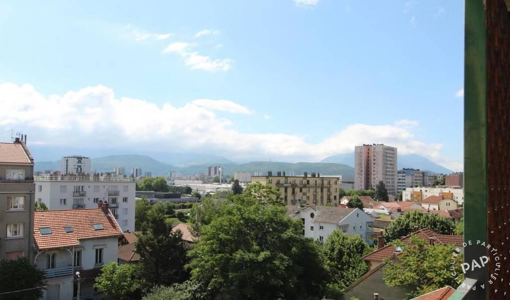 Vente appartement 4 pièces Grenoble (38)
