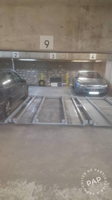 Vente Garage, parking Paris 6E (75006)  20.000€