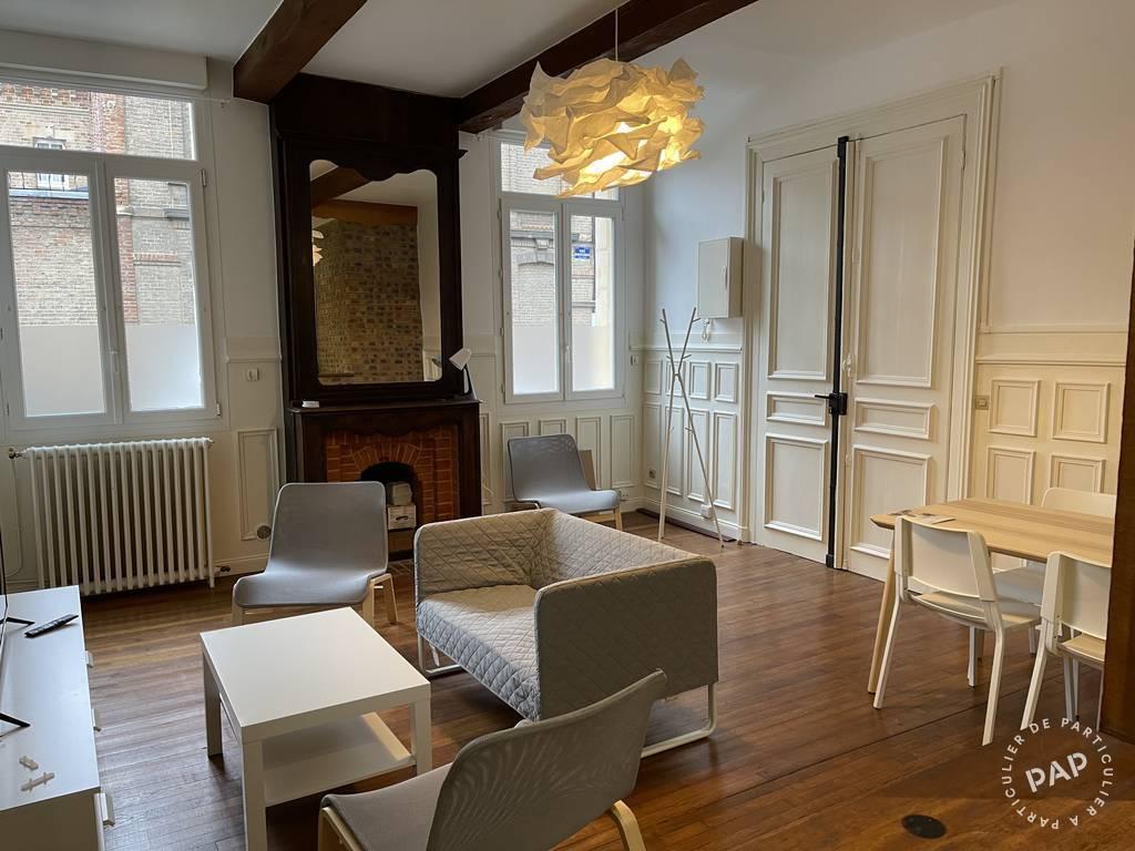 Location appartement 2 pièces Amiens (80)