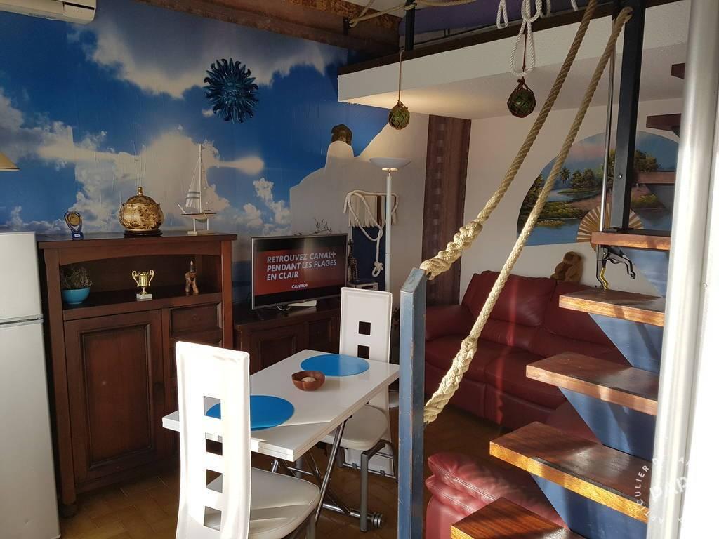 Vente appartement studio Gruissan (11430)