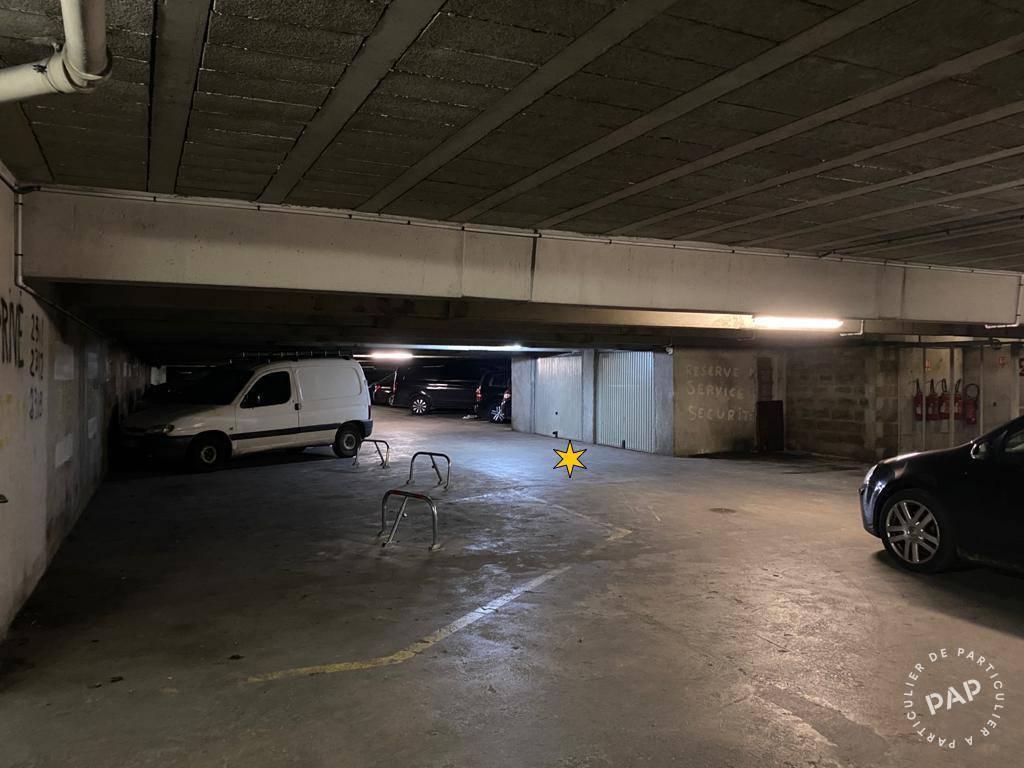 Vente Garage, parking Bagnolet (93170)