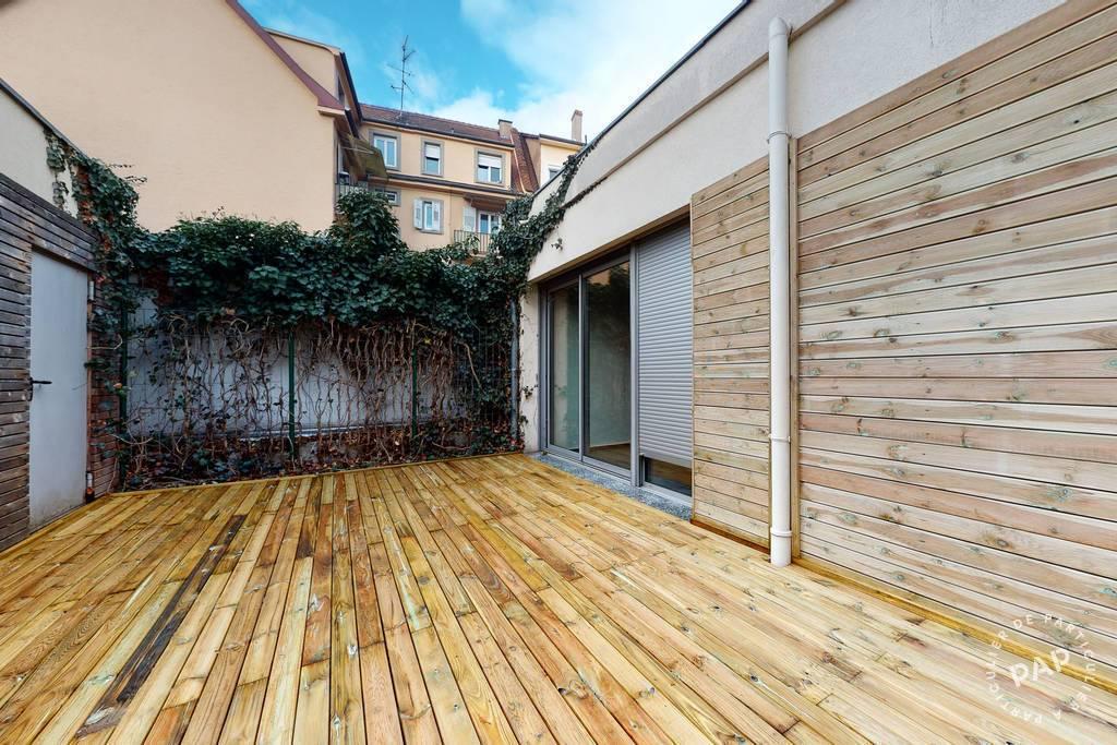 Appartement Strasbourg (67200) 410.000€