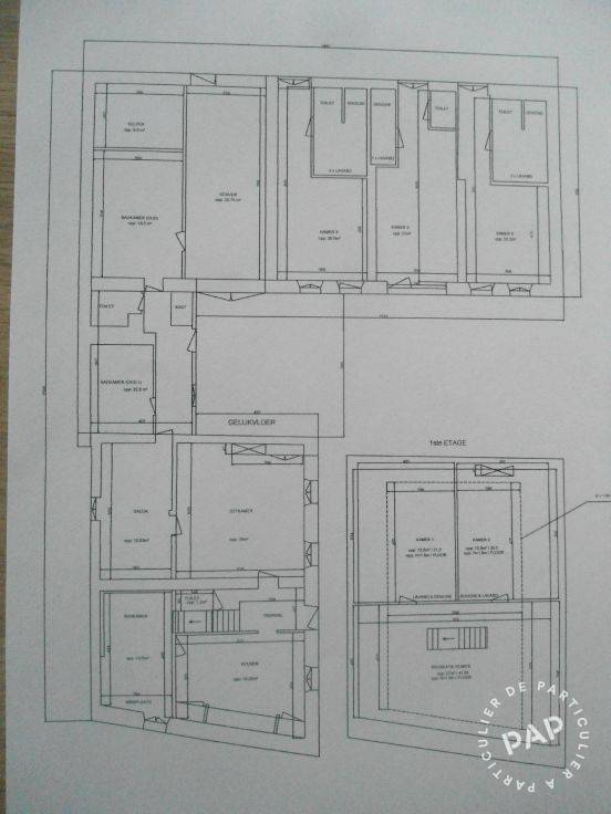 Vente Maison 265m²