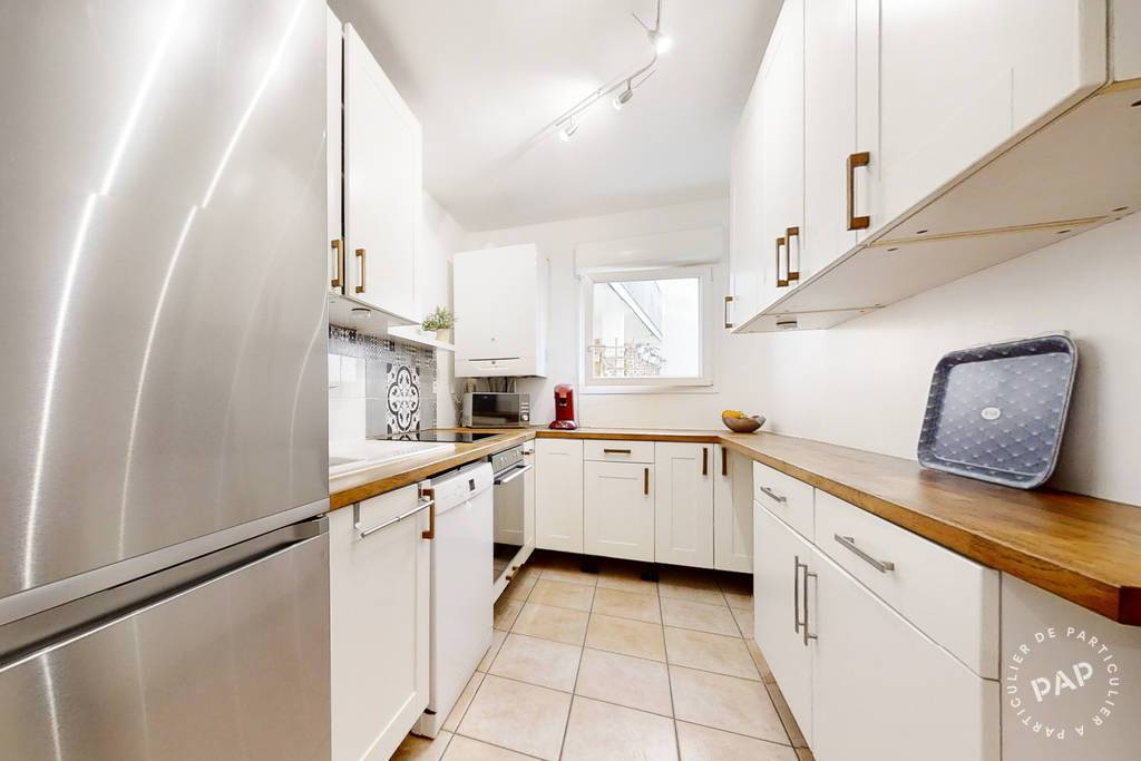 Appartement 498.000€ 93m² Nanterre (92000)