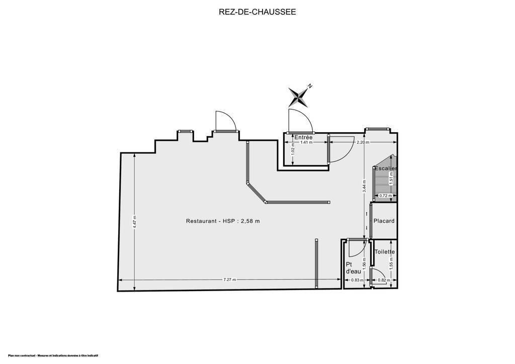 Immeuble 180m²