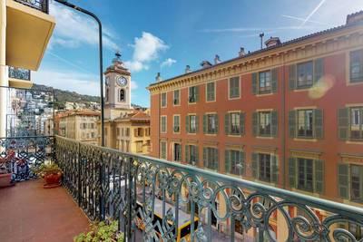 Nice - Quartier Du Port