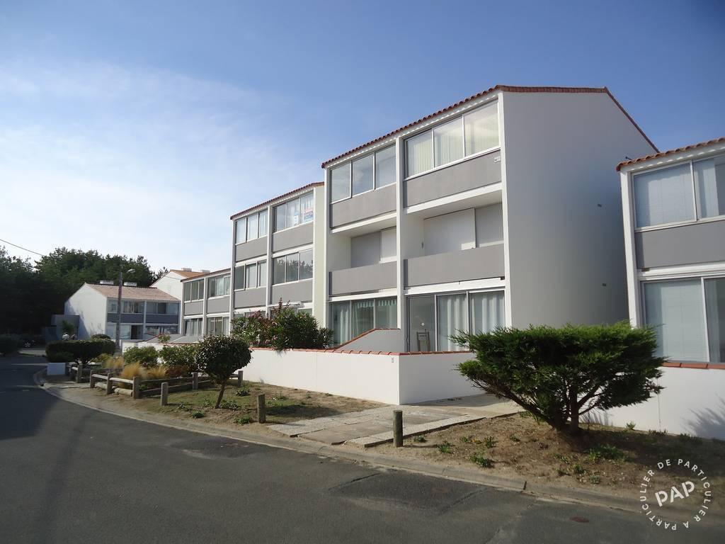 Vente Appartement Saint-Hilaire-De-Riez (85270) 41m² 88.000€